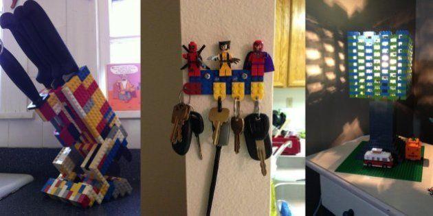 Cosas que puedes fabricar con Lego en la vida real (FOTOS,