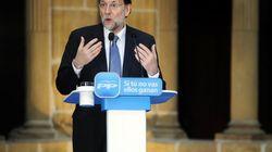 Rajoy califica las reivindicaciones independentistas de