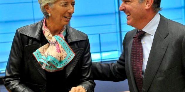 El FMI pide a Europa que cumpla sus planes y prevé una recesión del 1,3% en España en