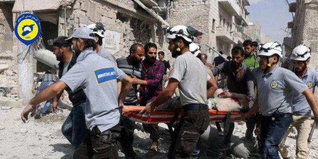 Save the Children alerta de que casi la mitad de los muertos en Alepo son