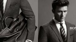 Scott Eastwood, ahora modelo de trajes