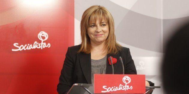 Elena Valenciano será la cabeza de lista del PSOE a las elecciones