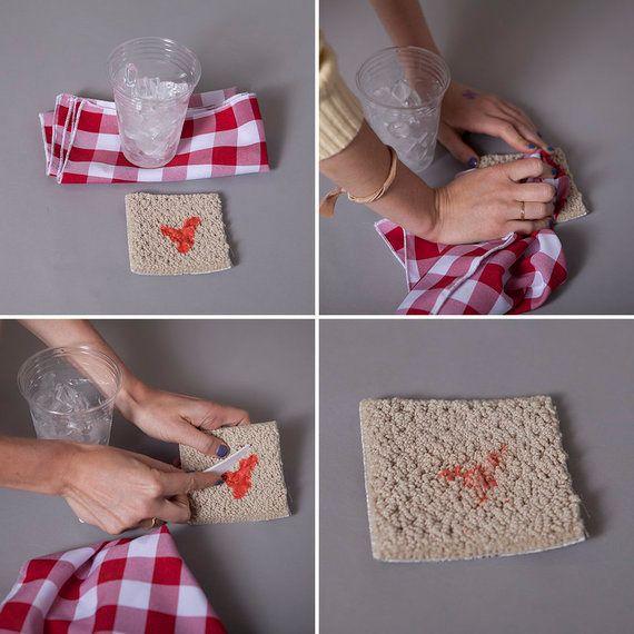 Cómo limpiar alfombras: siete trucos que funcionan (o no), a