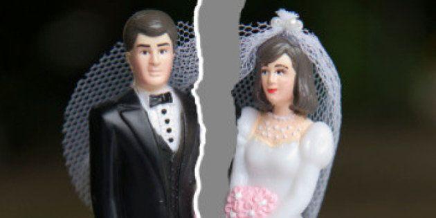 Los divorcios se disparan en el tercer trimestre de