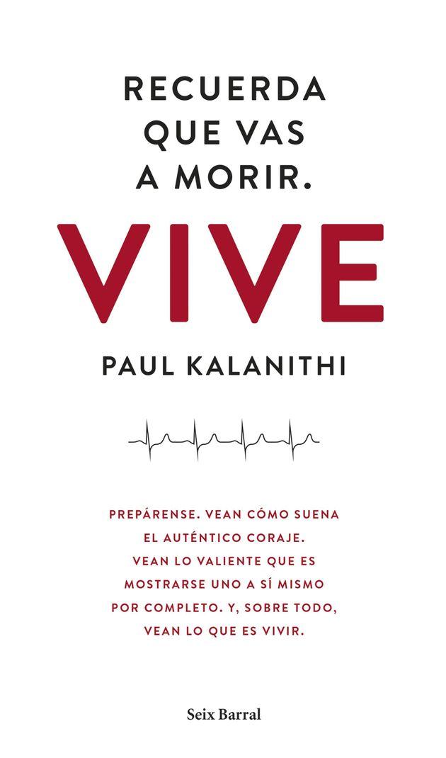 'Recuerda que vas a morir': un libro