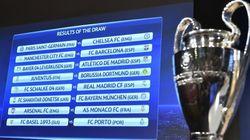 Madrid-Schalke, Barça-Manchester City y