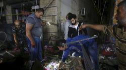 Decenas de muertos en un doble atentado suicida en