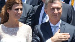 Macri jura su cargo como presidente de