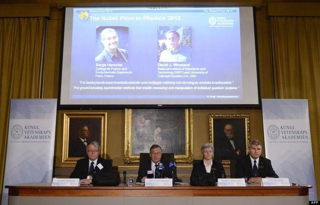 Serge Haroche, David J. Wineland: Nobel de Física 2012 por su aportación a la medición