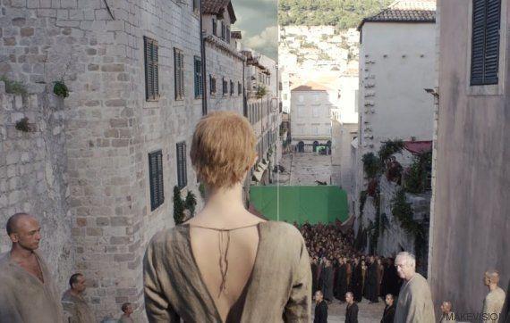 ¿Cómo se hace 'Juego de Tronos'? Los efectos especiales de la quinta temporada