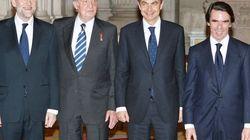 El Supremo archiva la denuncia contra Rajoy, Zapatero y