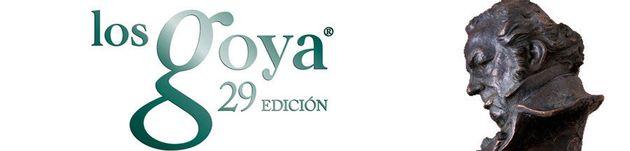 Penélope Cruz en los Goya 2015, cinco años