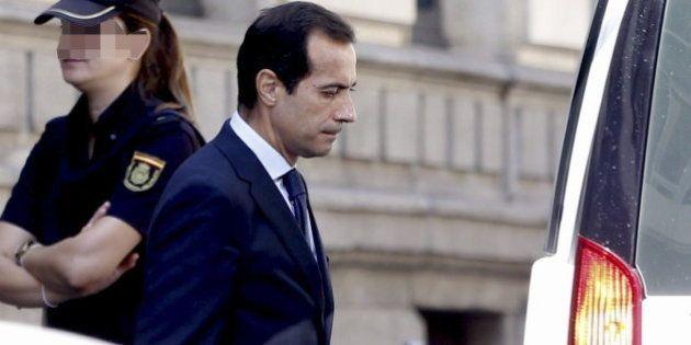 El juez prohíbe salir de España a Salvador Victoria, exconsejero de presidencia de