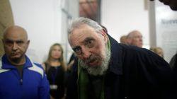 Fidel Castro reaparece en La Habana