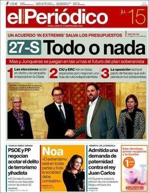 Revista de prensa: Retos y