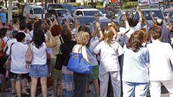 Tres hospitales catalanes, sin dinero para pagar las