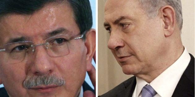 El primer ministro turco dice que Netanyahu ha cometido crímenes como el de los terroristas de