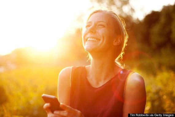 Cinco beneficios de ser una persona