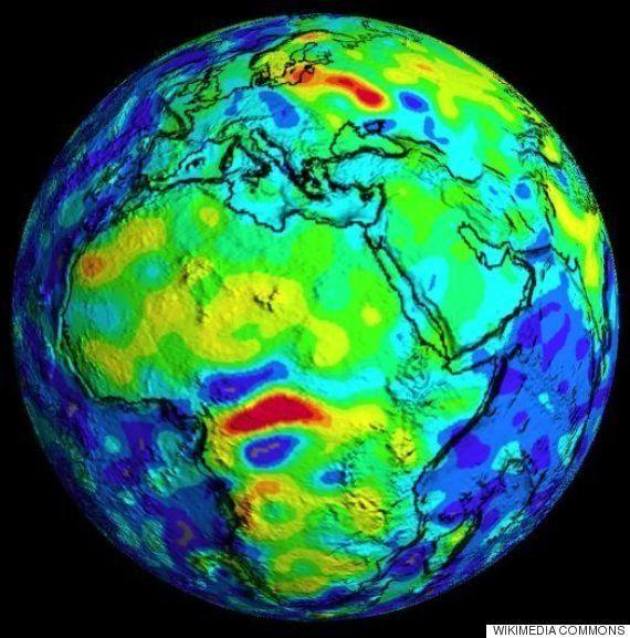 Diez lugares de la Tierra donde ocurren cosas extrañas (y lo que dice la Ciencia de