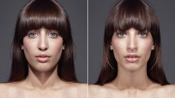 ¿Te reconocerías con un rostro completamente simétrico?