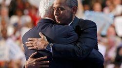 Clinton-Obama: El abrazo de la