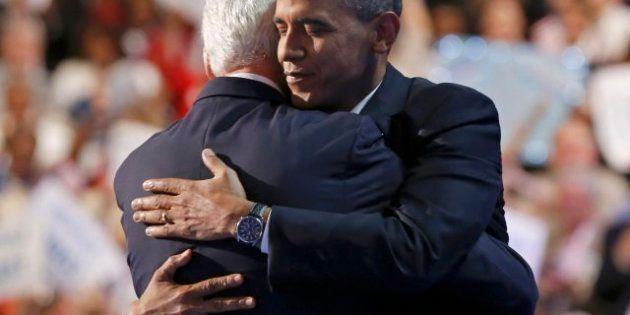 Bill Clinton hace las paces con Obama y le presta su popularidad a la reelección del