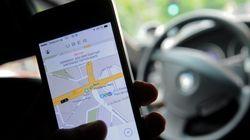 Uber rectifica tras cuadruplicar sus tarifas aprovechando el