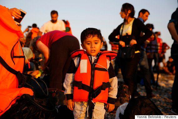 Este refugiado sirio hará lo que sea para recibir una