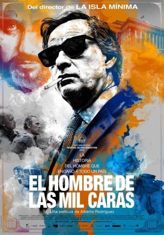 Alberto Rodríguez, 'El hombre de las mil caras':
