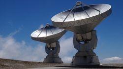 Una extraña señal procedente del espacio desconcierta a los