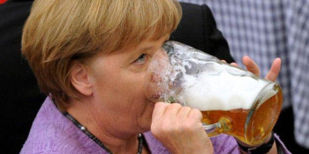 Merkel llega a Madrid: los alemanes que se resisten a marcharse de