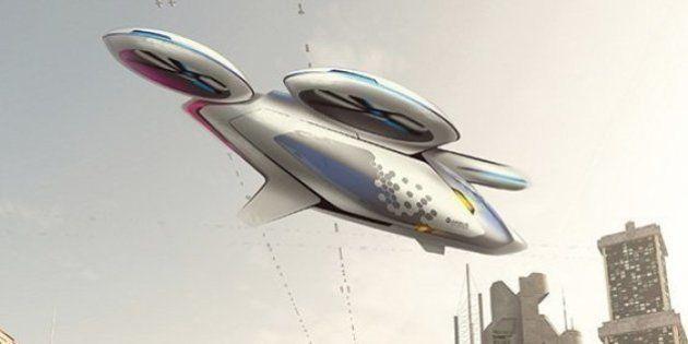 CityAirbus: el proyecto de Airbus que pretende revolucionar el tráfico en las