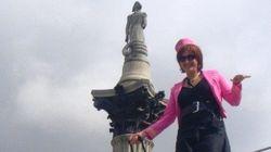 Cosas que se hacen en Londres con el cuarto pedestal de Trafalgar Square