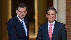 Rajoy, sobre el adelanto catalán: