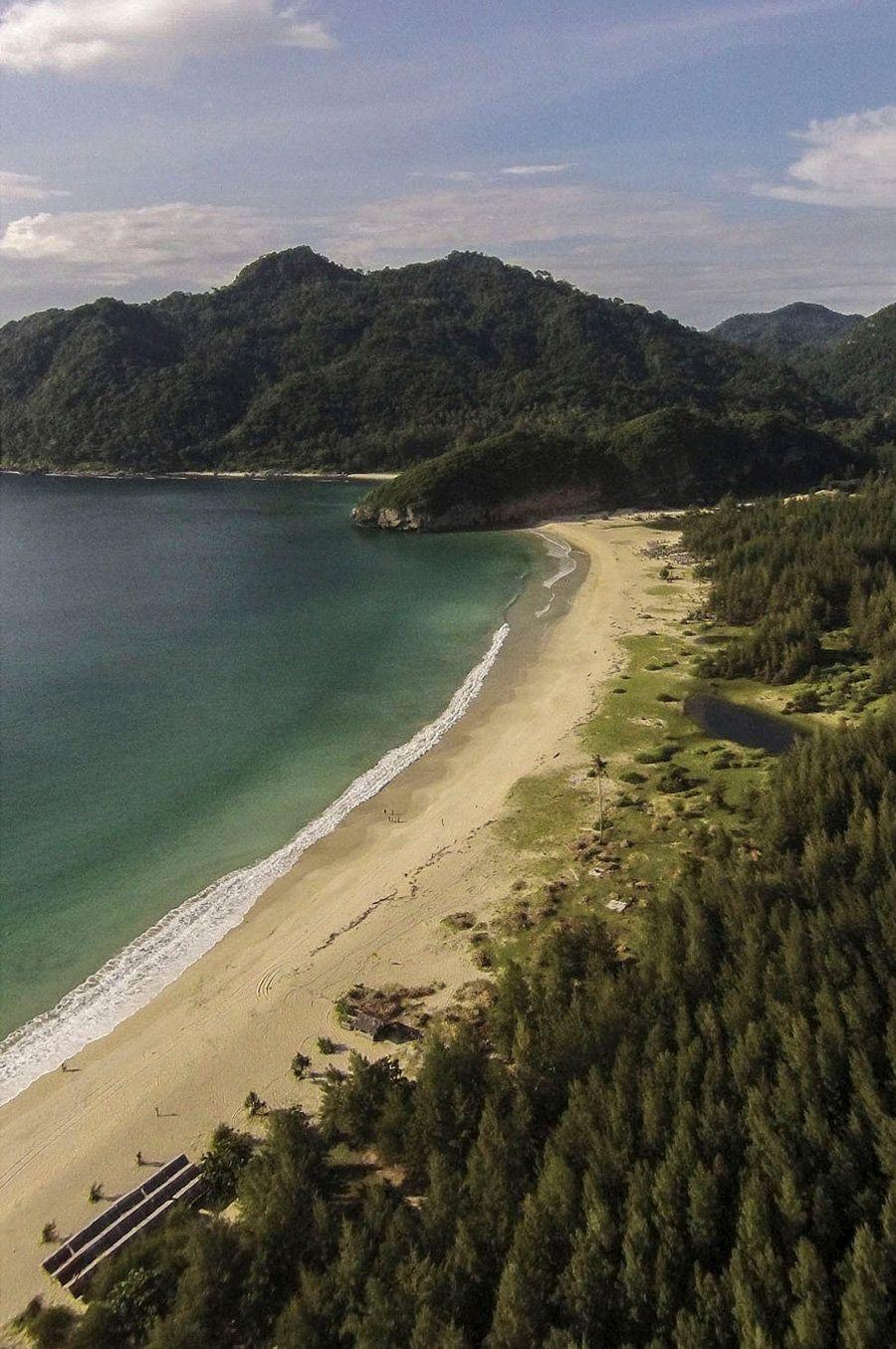 10 años del tsunami: las fotos del antes y el