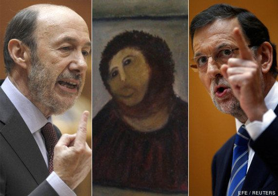 Debates del sábado en televisión: del cuadro de la autora del 'ecce mono'... al cuadro