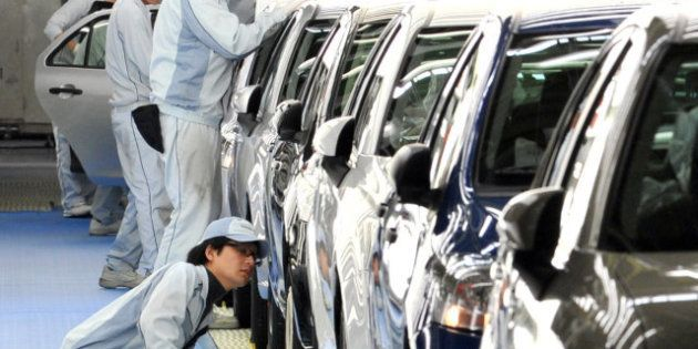 Toyota llama a revisión en España 80.497 vehículos de los modelos Yaris, Corolla, Auris y