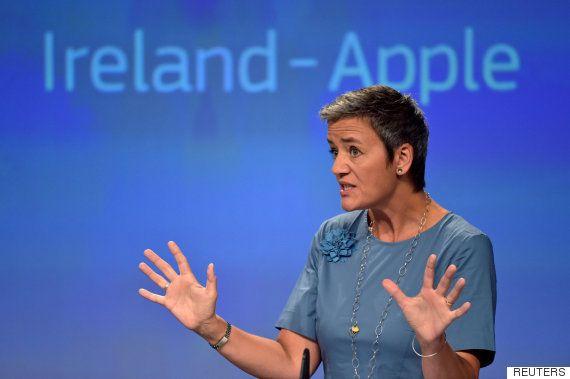Bruselas obliga a Apple a devolver 13.000 millones de euros por ayudas fiscales ilegales en