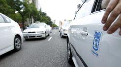 Las huelgas del taxi colapsan las principales ciudades europeas