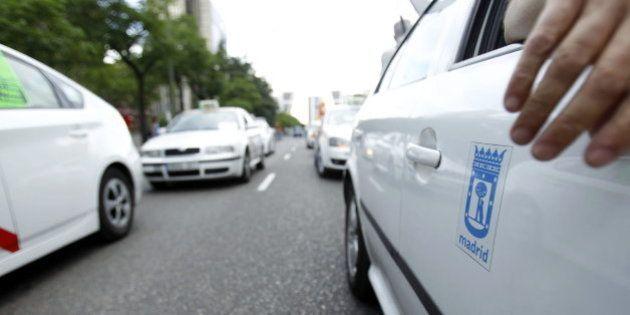 Las huelgas de taxis causan problemas en las principales ciudades