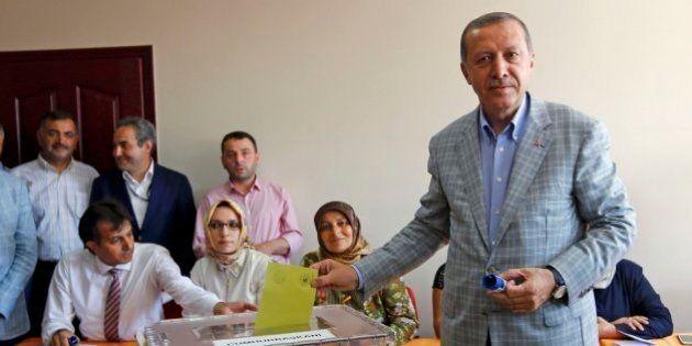 Erdogan, primer presidente de Turquía elegido directamente por el