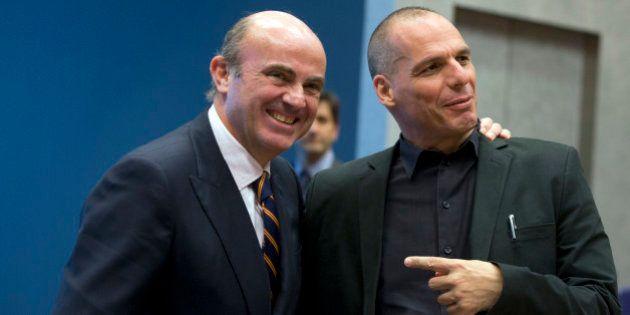 Varoufakis opina sobre De Guindos... y le da una de cal y otra de
