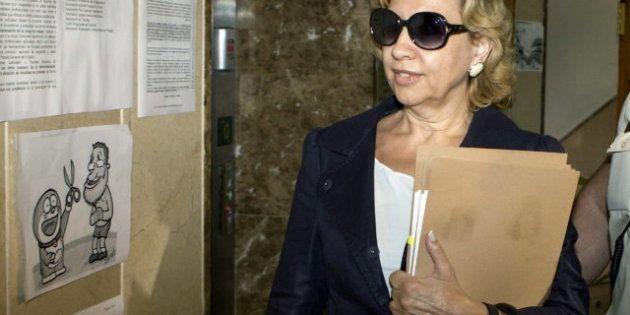 Munar pide perdón por decir que los delitos económicos sólo deben castigarse devolviendo el