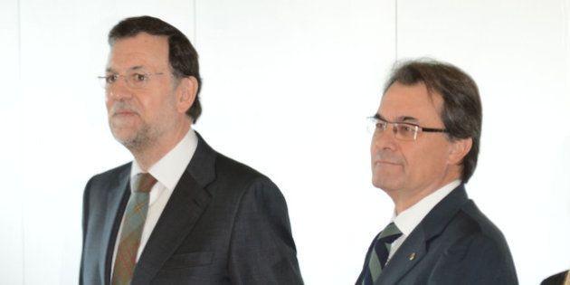 Mas dice que le ha pedido una reunión a Rajoy pero cree que no le quiere