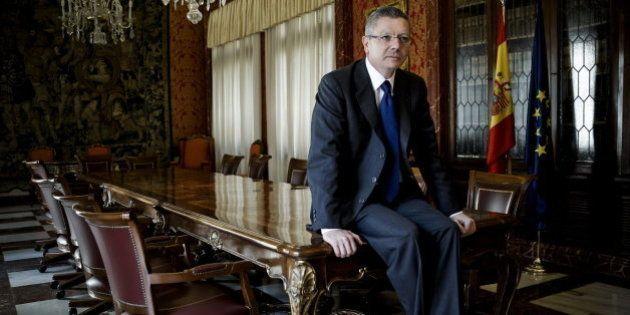 El juez desestima investigar a Gallardón por un supuesto pago irregular a