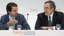 Aznar, a la contra de Rajoy, pide que se reduzcan los