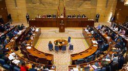 PP y Ciudadanos se lían en la Asamblea de Madrid y pasa