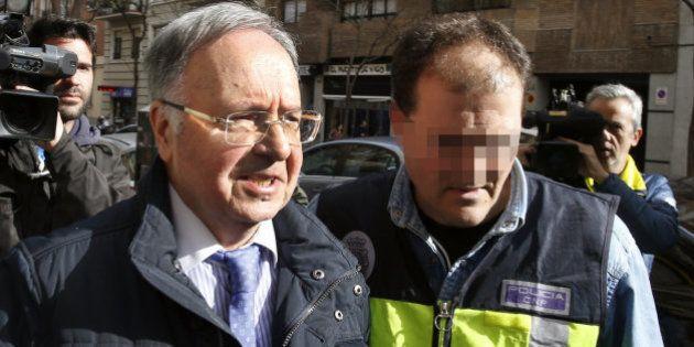 Detenidos los líderes de Manos Limpias y Ausbanc por