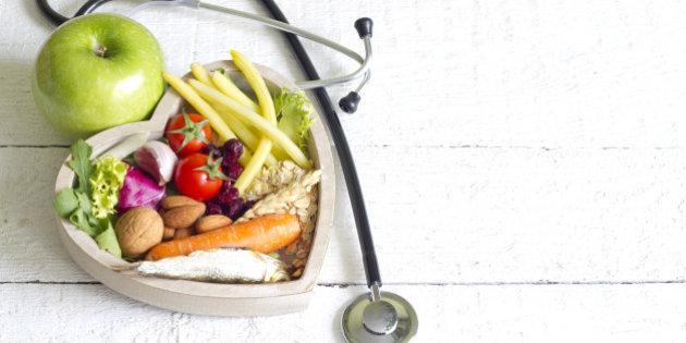 Dieta para reducir pecho