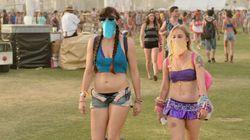 Los 'looks' más Coachella de la historia reciente del